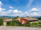 Podere Torricella has the perfect panoramic position & vineyards