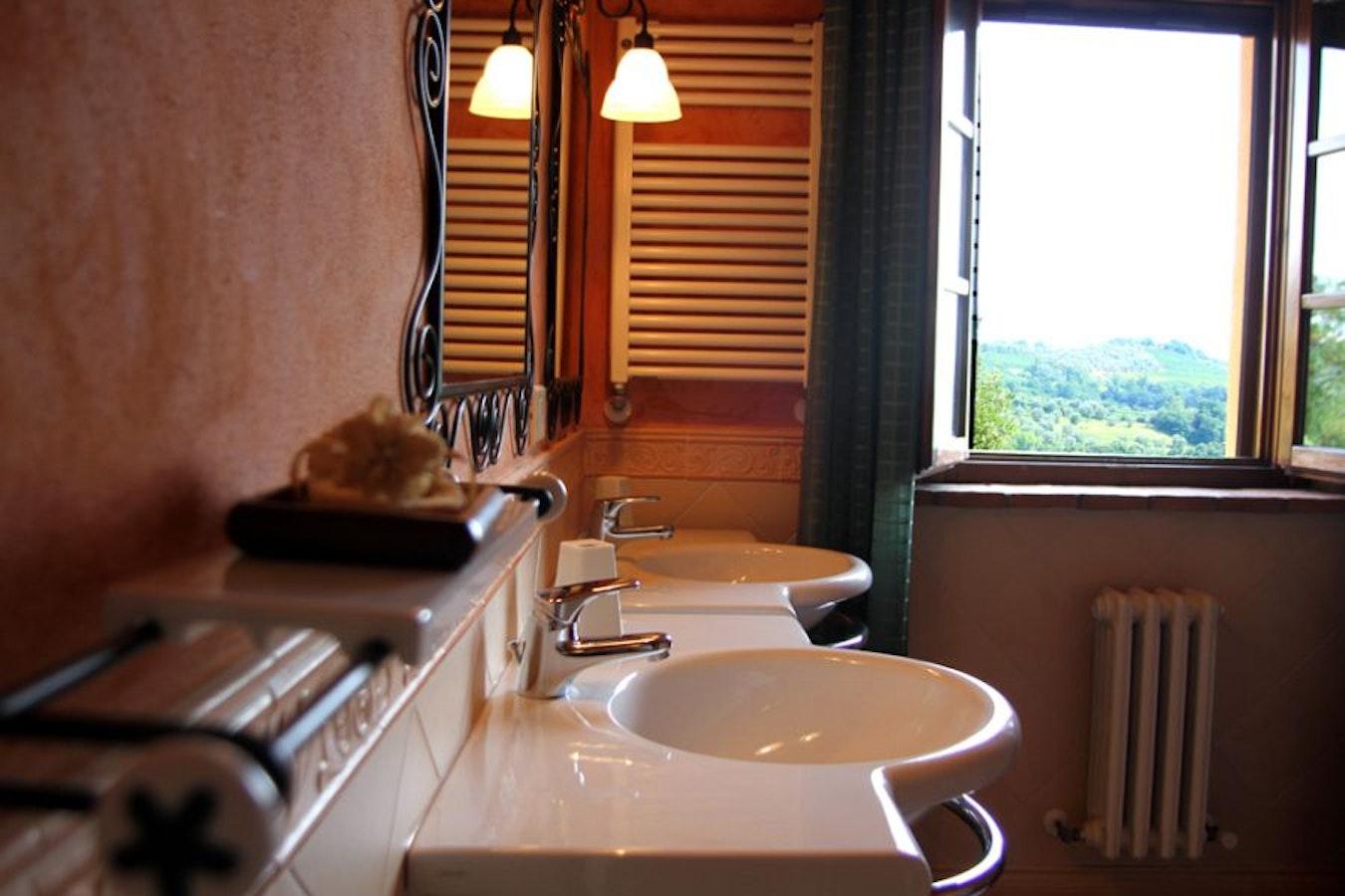 Podere villa bassa montespertoli case vacanza per un soggiorno nel chianti - Bagno la pace tirrenia ...