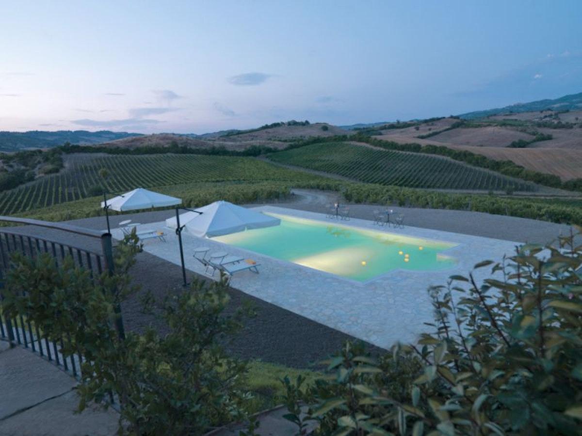 Poderi firenze arcidosso agriturismo con camere in maremma - Hotel con piscina firenze ...