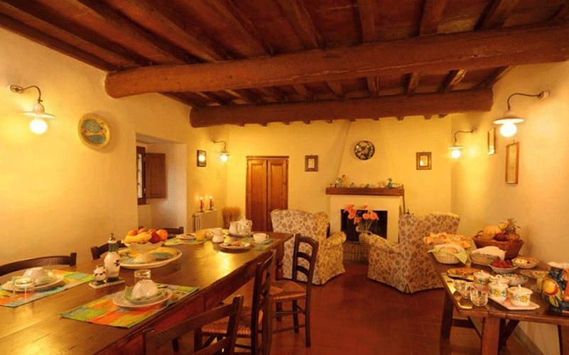 Tuscany Holiday Farmhouse Poggio al Sole