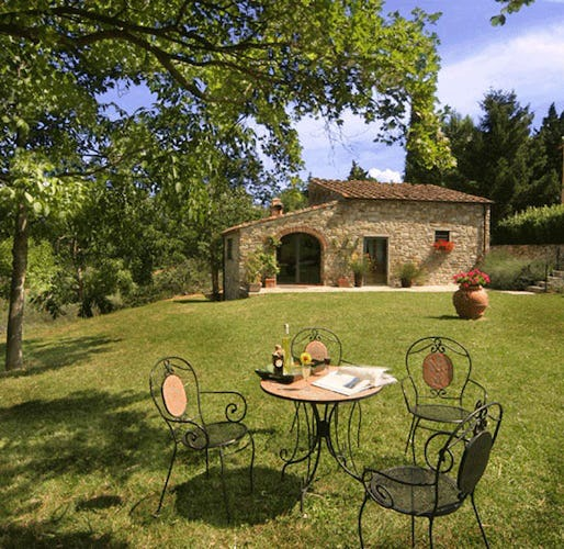 Relaxing at Florence Farmhouse Poggio al Sole