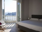 Each room has a view of the characteristic Tuscan port Portoferraio