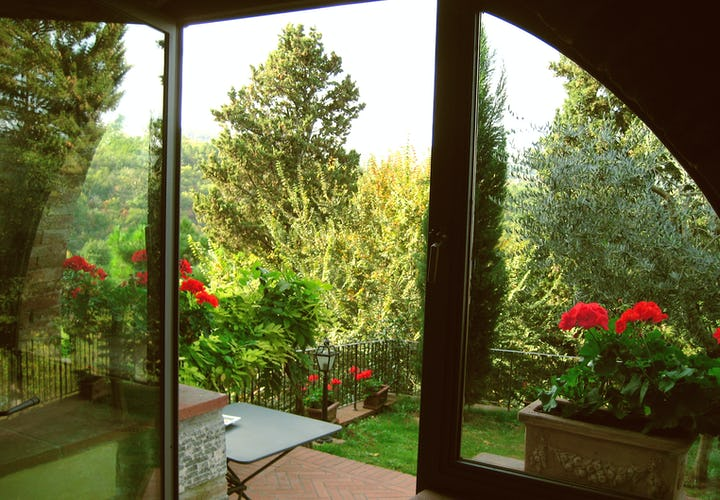 Residence Il Gavillaccio - features vacation apartment rentals with lovely gardens