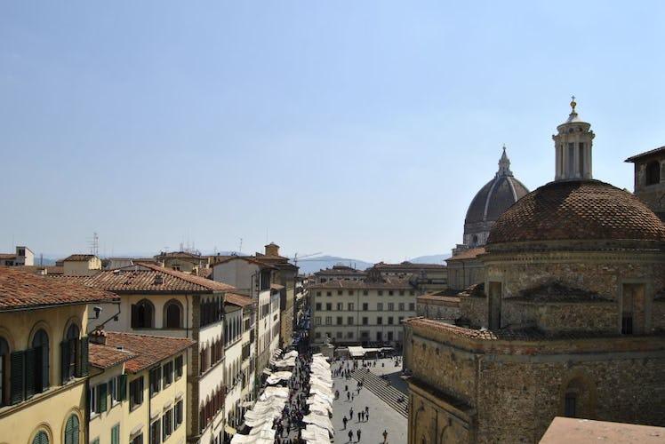 Panorama  Palazzo La Medicea
