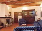Cozy farmhouse with fireplace in Pistoia