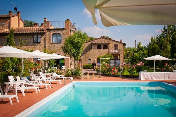 Residence Santa Maria - Pool & Villa