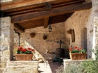 Farmhouse with Loggia near Florence