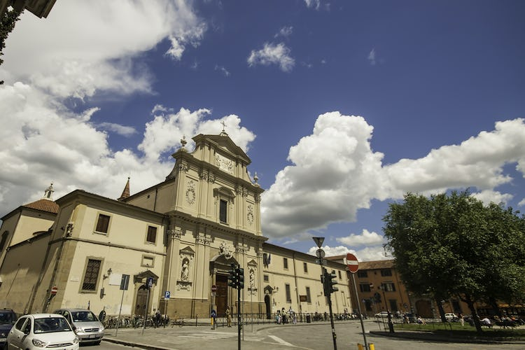 Serena DesignApartmentFlorence - Close to the church San Marco