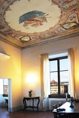 Lungarno dining room