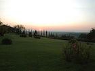 Vista da Casa Rossa Villa nel Chianti