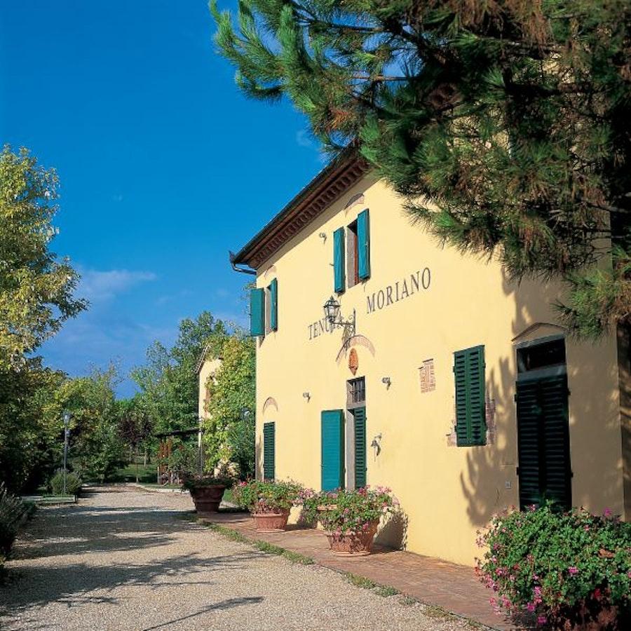 Tenuta Moriano Montespertoli:Chianti Farmhouse Apartments