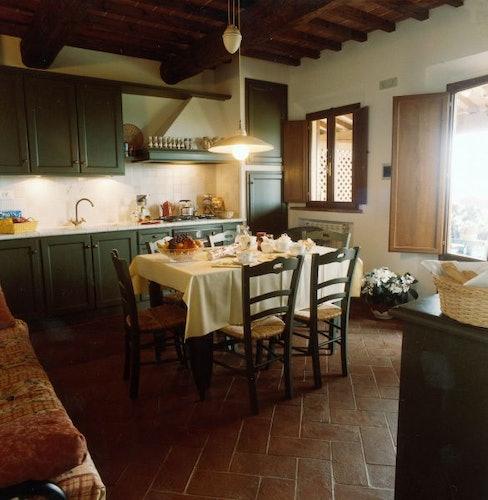 Tuscan Lunch at Tenuta Moriano in Chianti