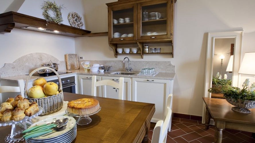 Tenuta Quadrifoglio: spacious living accomodations
