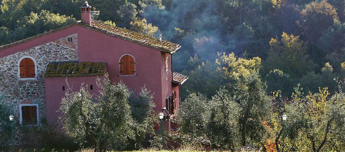 A typical Tuscan farmhouse transformed for your holiday accommodations