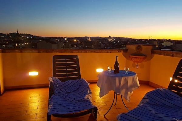 Terrace with a View - Maggiori dettagli