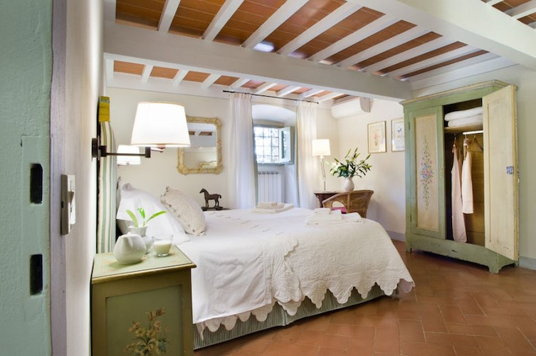 Bedroom apartment Piccolo Torre a Cona