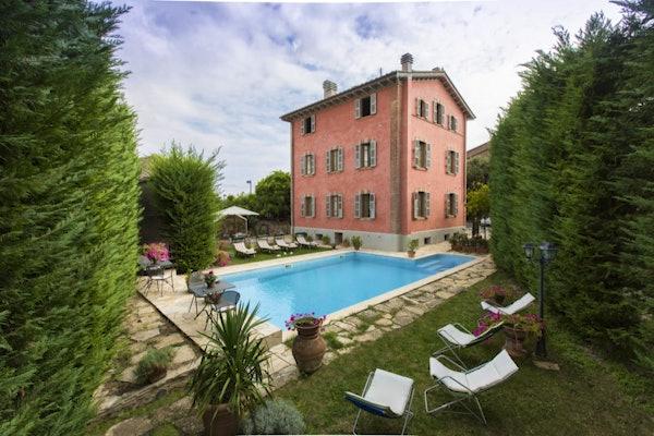 Villa Alba - Garden & Pool near San Gimignano