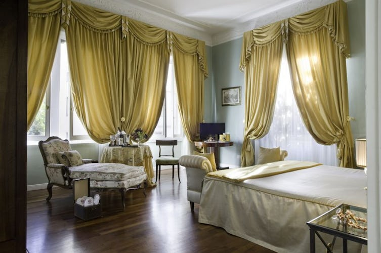 Exclusive Relais in Florence Villa Antea