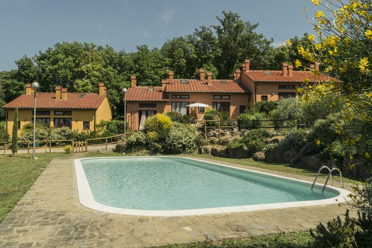 Villa Borgo la Fungaia: Private holiday community