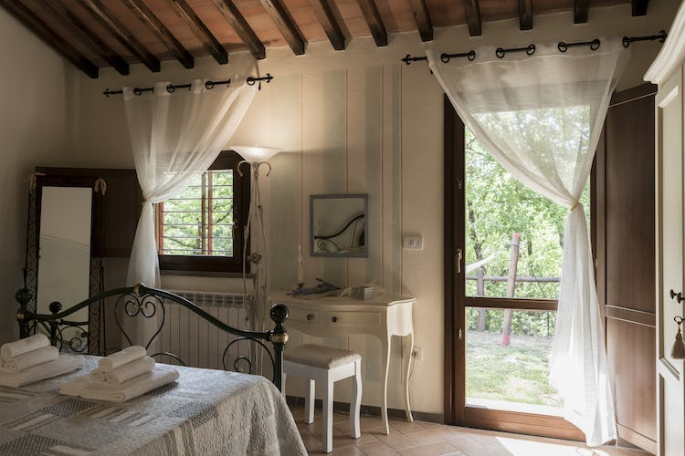 Villa Borgo la Fungaia: All bed and bath linens included