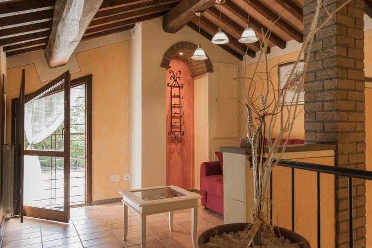 Villa Borgo la Fungaia: in the heart of Tuscany