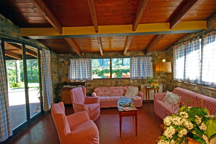 Villa Cafaggiolo - Spacious rooms with lots of natural light