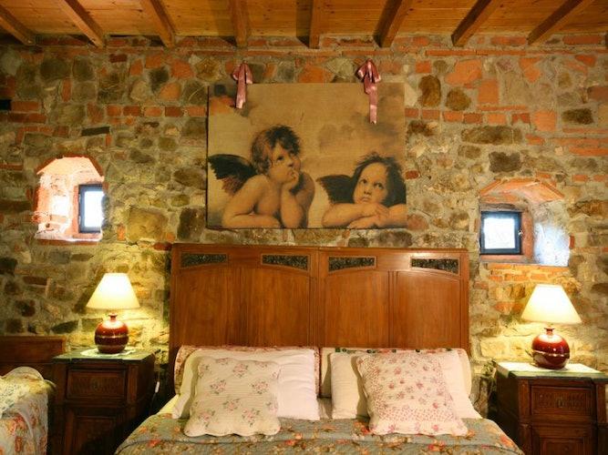 Un agriturismo tipico toscano con 3 appartamenti self catering