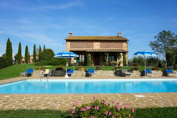 Villa Corsanello - Maggiori dettagli