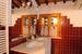 Bathroom Corsanello, villa near Siena