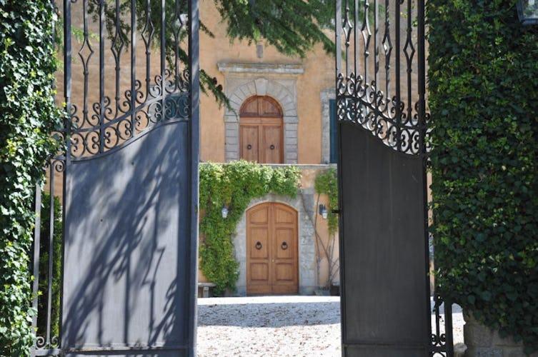 Villa in Affitto in Toscana vicino Volterra