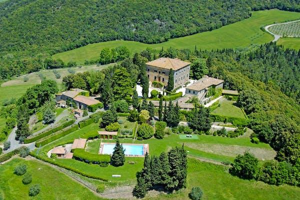 Villa di Ulignano - Maggiori dettagli