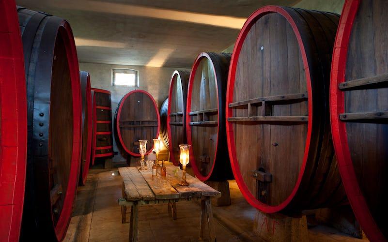 Chianti Fattoria Dianella Fucini Wine Cellars