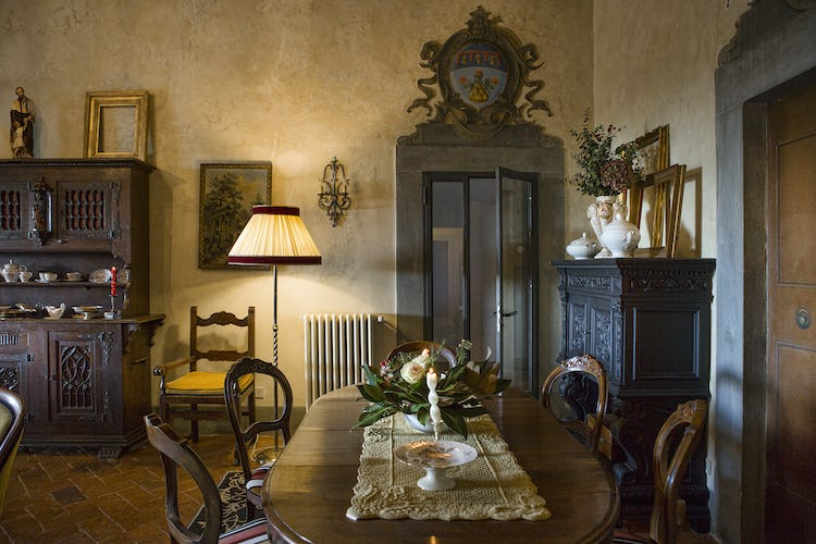 Villa Fillinelle: Elegant decor