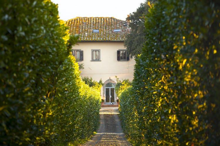 Villa Fillinelle: Villa prestigiosa