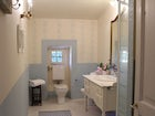 4 Private bathrooms with showers at Villa Fillinelle