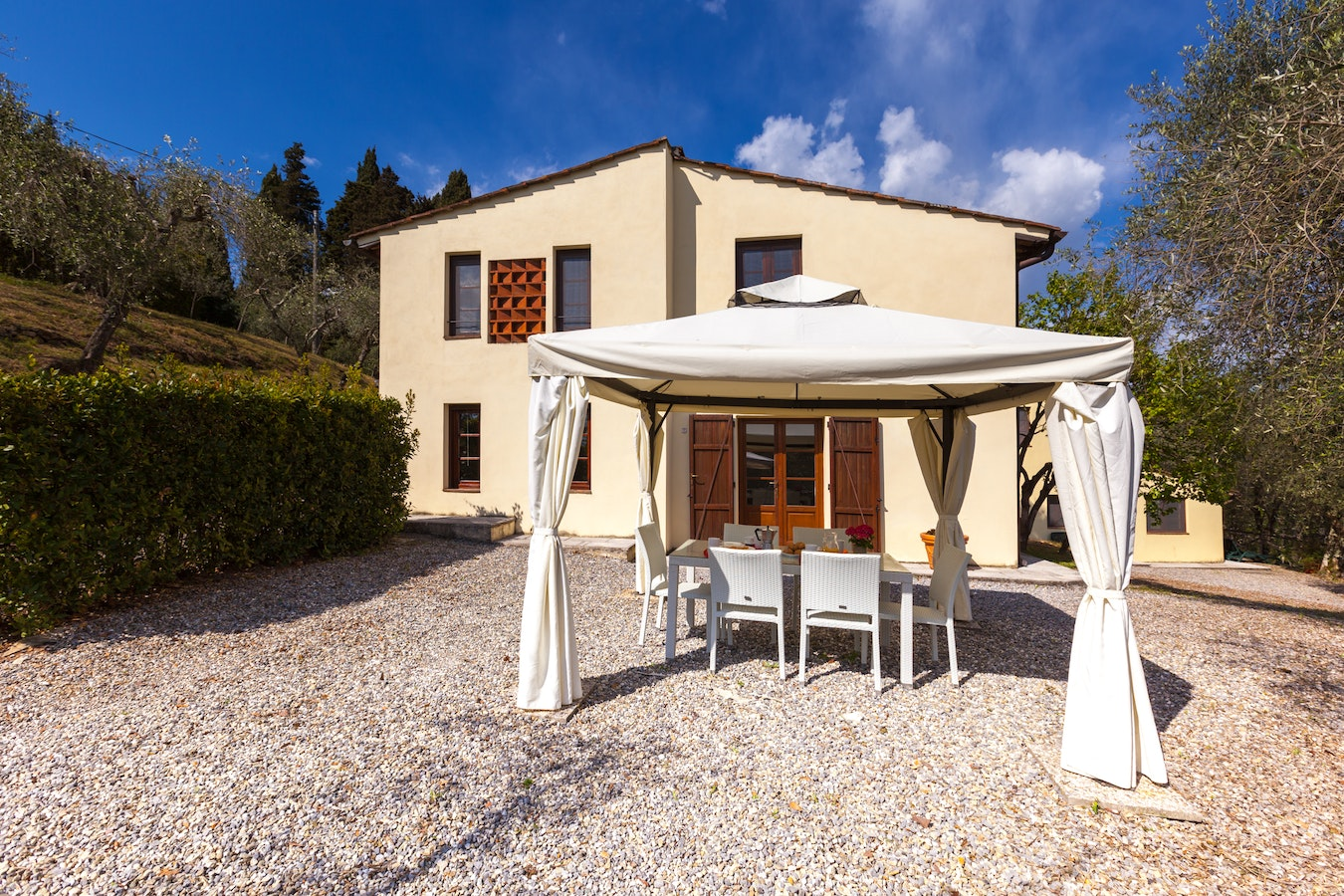 ghiaia holiday villas homes vacation rentals near lucca in tuscany