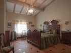 Antique furnishing add a special touch to B&B Villa Humbourg