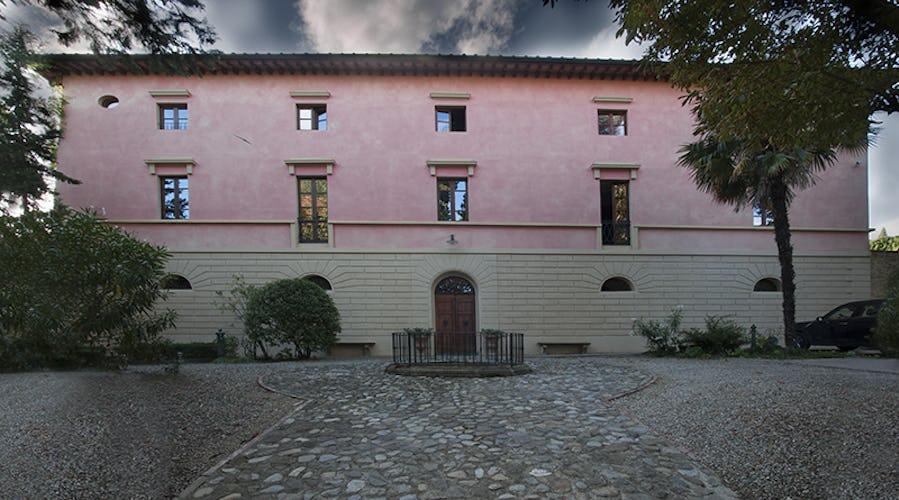 B&B Villa Humbourg costituisce un autentico pezzo di storia toscana