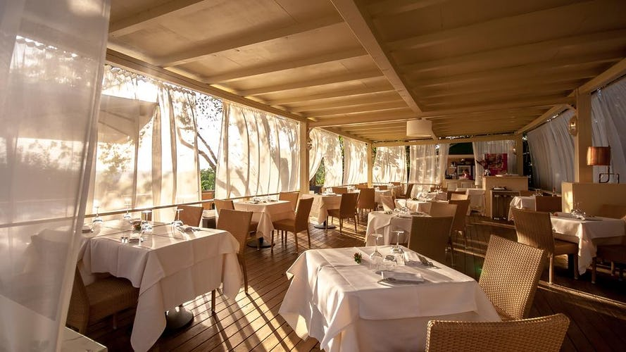 Villa I Barronci: Fine dining experience for your holidays