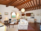 Luminous apartment for 2 persons at Villa i Lami near Florence