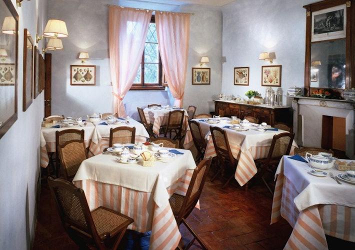 Historical Villa Near Florence