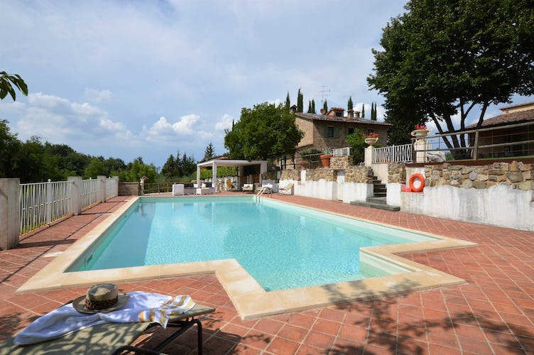 Villa La Fonte Vacation Rental - refreshing and large pool