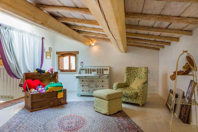Villa La Fonte - Ampi spazi anche all'interno per trascorrere del tempo insieme alla famiglia