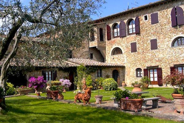 Villa Le Torri - Maggiori dettagli