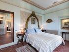 Villa Lysis - soffitto affrescato