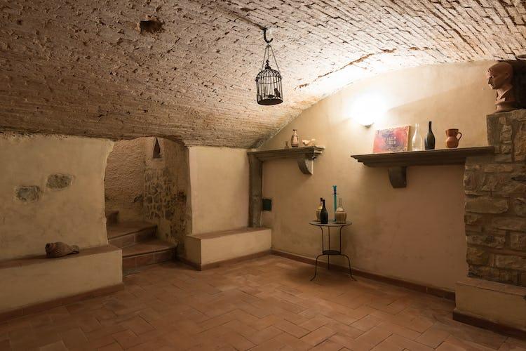 Villa Lysis - a secret vault