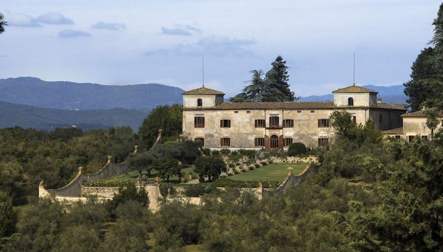 Villa Medicea di Lilliano - Wine Estate