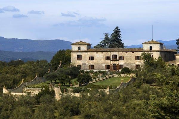Villa Medicea di Lilliano - More details