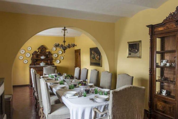 Villa Piaggia Rooms