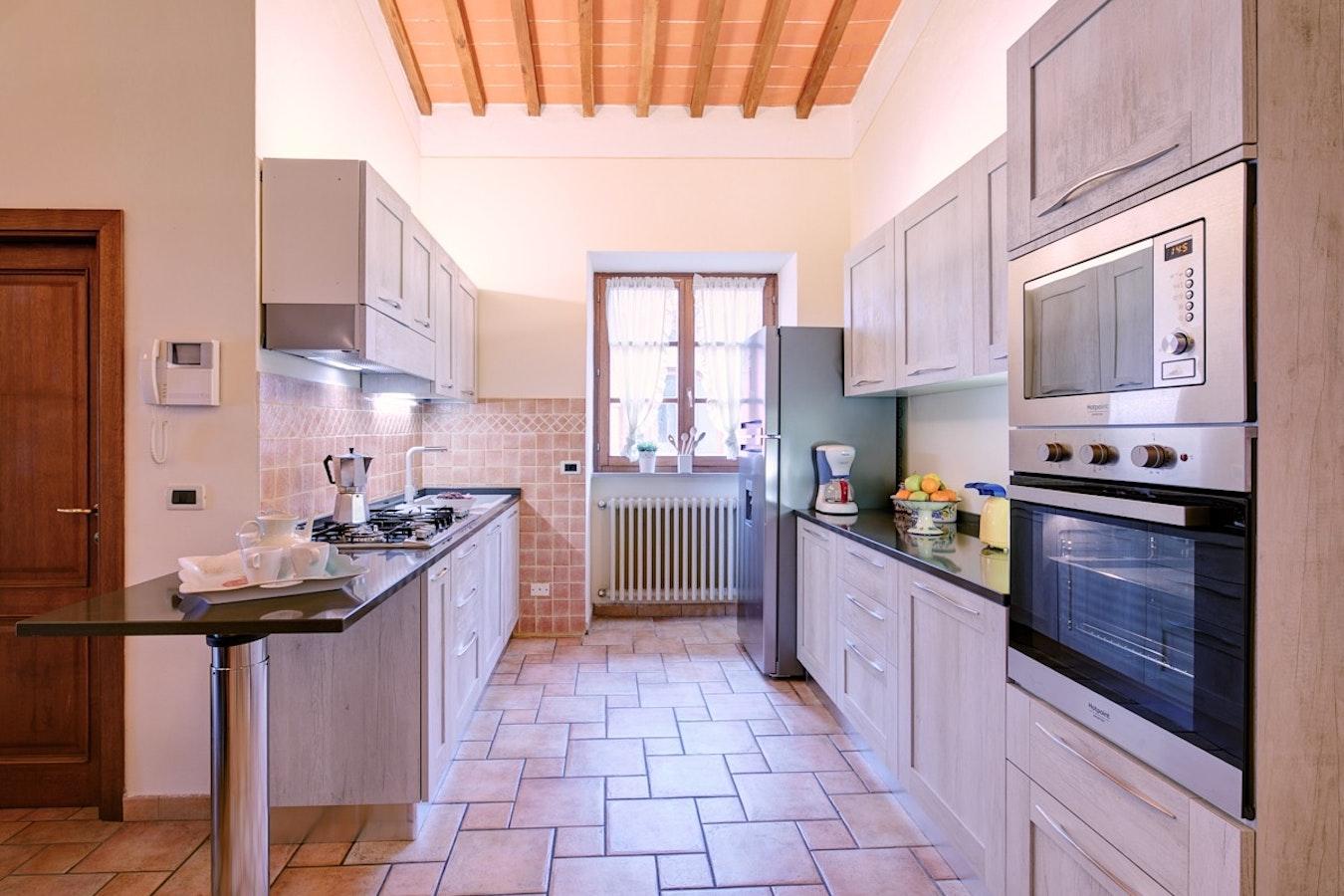 Vacation Rental Villa Rossi-Mattei near Center of Arezzo